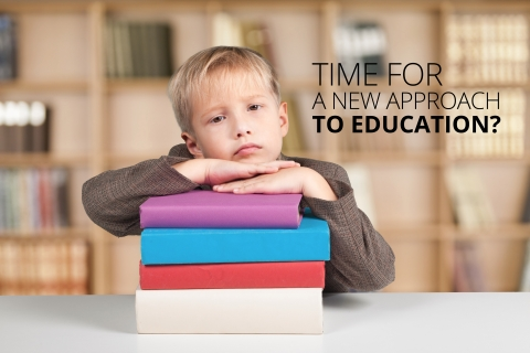 Time For A New Approach To Education? by Bernardo Moya