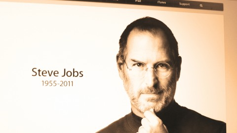 Steve Jobs – a keen intellect and visionary