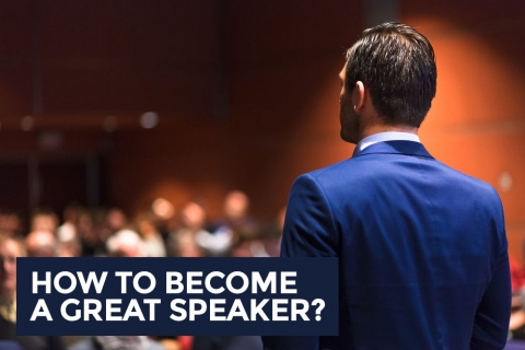 How to Become a Great Speaker? by Professor M.S.Rao
