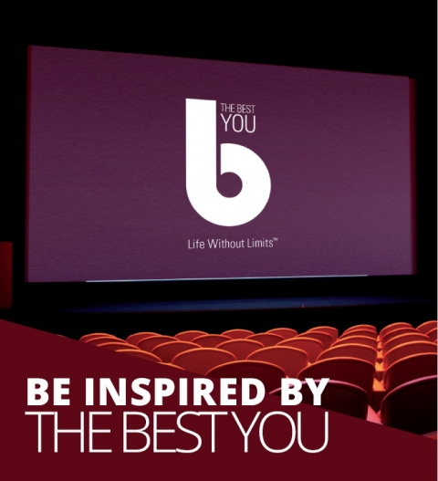 Be inspired by The Best You Inspiring People Talks