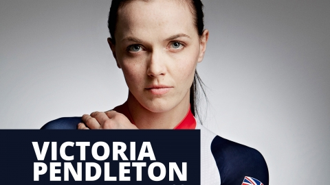 Victoria Pendleton – Talent in Harness by The Best You