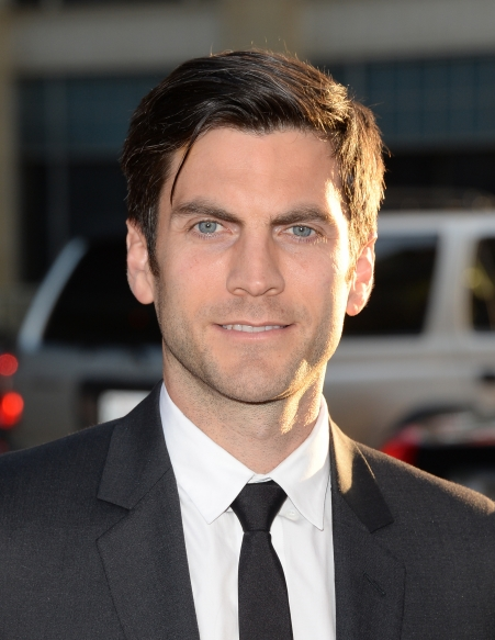 "HOLLYWOOD, CA - MARCH 20:  Actor Wes Bentley attends the premiere of Pantelion Films and Participant Media's ""Cesar Chavez"" - Arrivals at TCL Chinese Theatre on March 20, 2014 in Hollywood, California.  (Photo by Jason Merritt/Getty Images)"