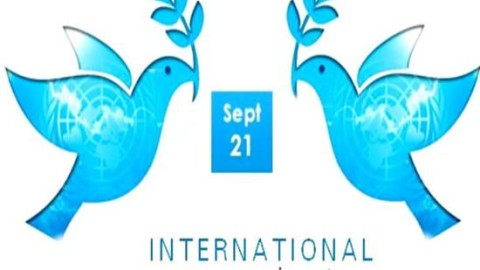 Today, Spare A Thought for Peace on World Peace Day
