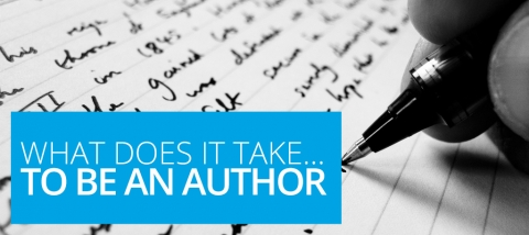 What does it take… to be an author by Stephanie J Hale