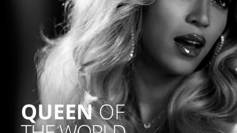 Queen of the World: a Beyoncé profile
