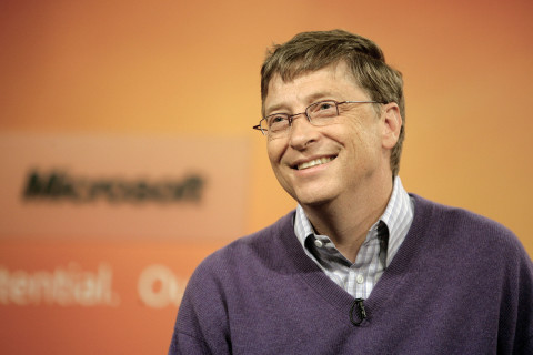 The Secrets Of Bill Gates's Success