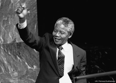 Nelson Mandela: A burning sense of justice