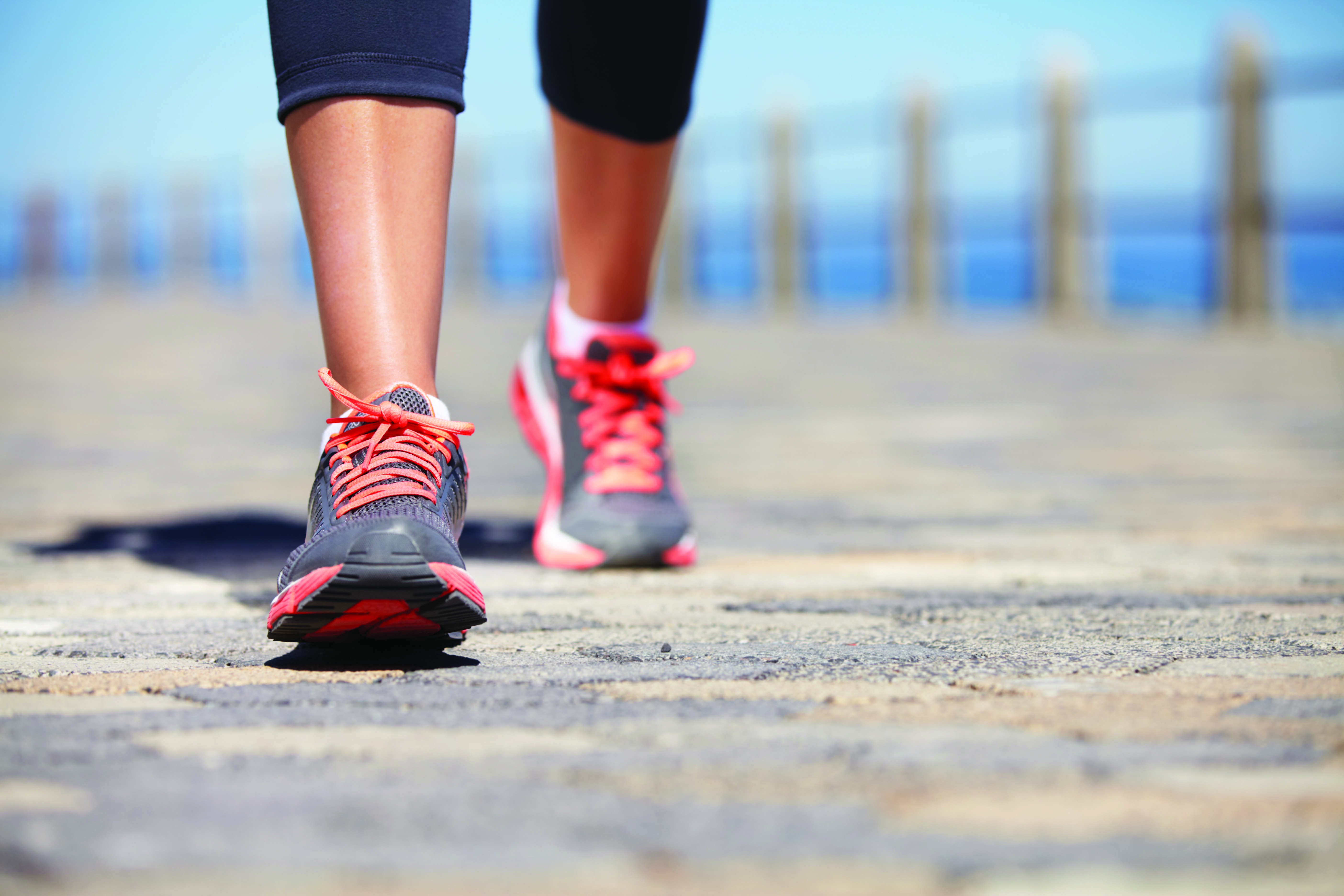 your feet are made for walking the best you magazine
