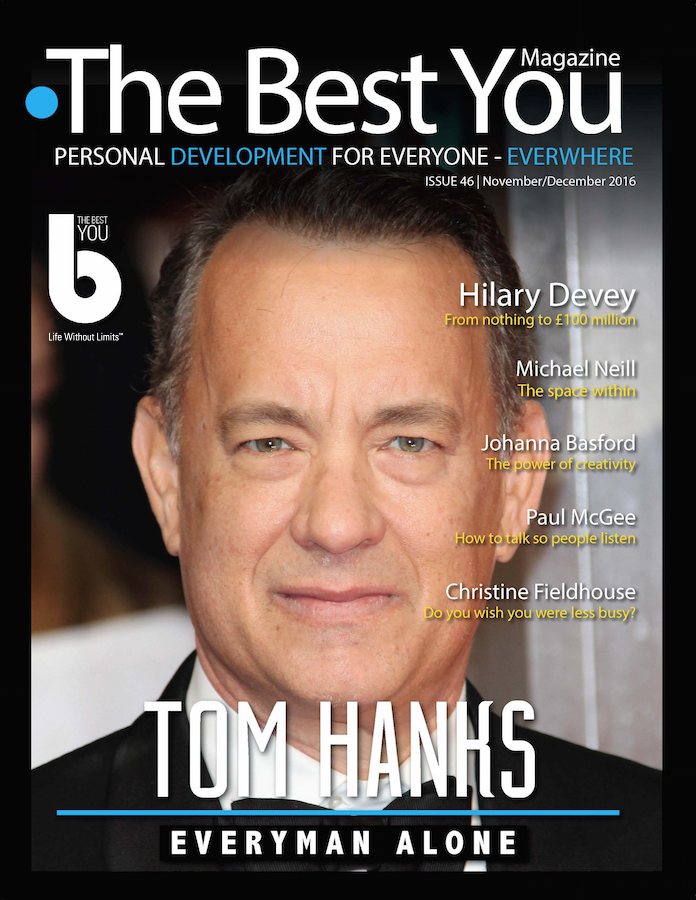 Cover November December 2016