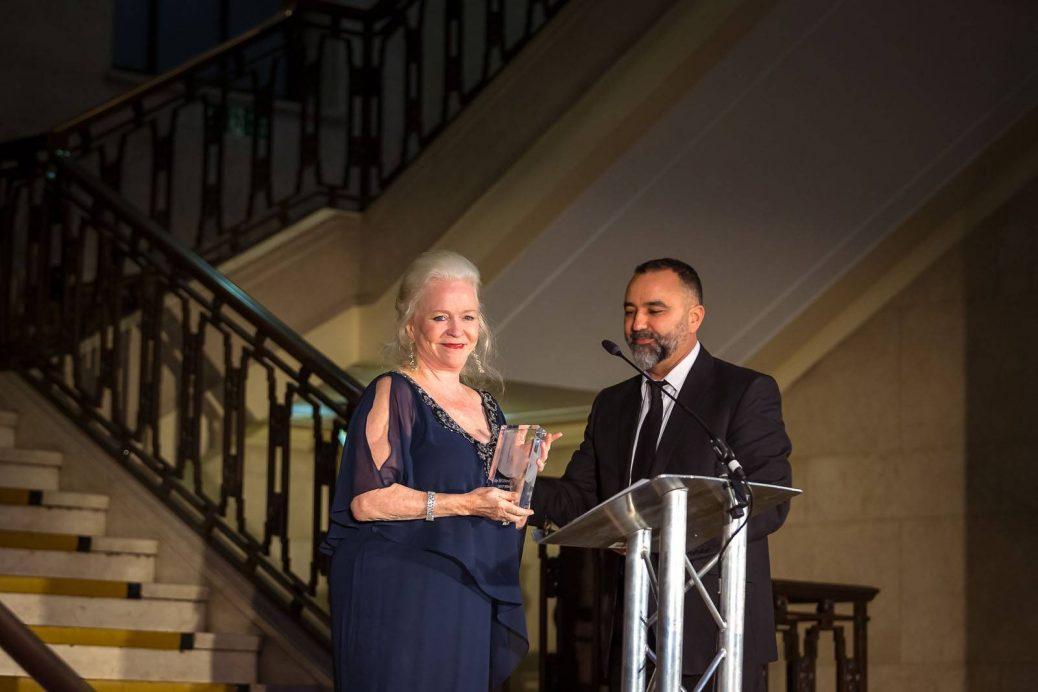 Sharon Lechter - Gala Awards