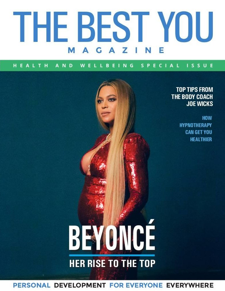 The Best You Magazine May June 2017