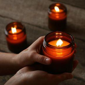Green Goddess sleep candle