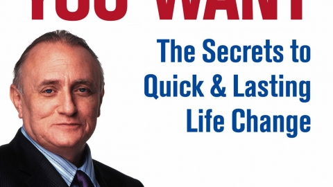 Personal freedom and good feelings by Dr Richard Bandler