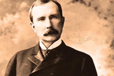 John D Rockefeller A prudent investor