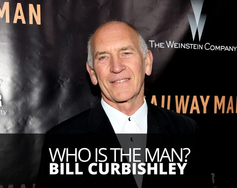 Who Is The Man? Bill Curbishley