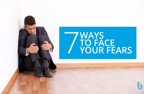 7 ways to face your fears by Dr. Richard Bandler