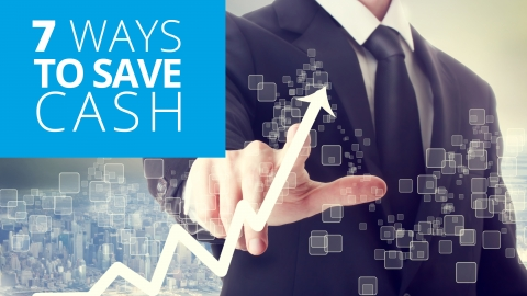 7 ways to save cash