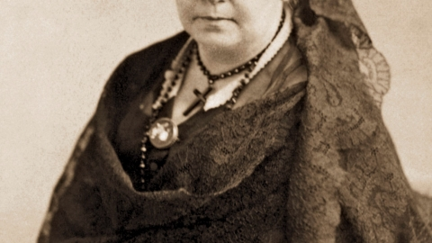 Elizabeth Cady Stanton: So much more than the vote