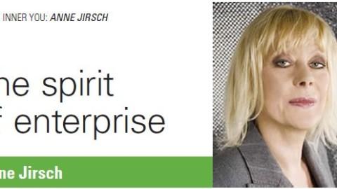 The Spirit of Enterprise by Anne Jirsch