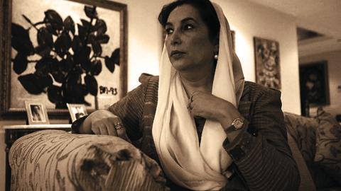 Rocky Road: Benazir Bhutto