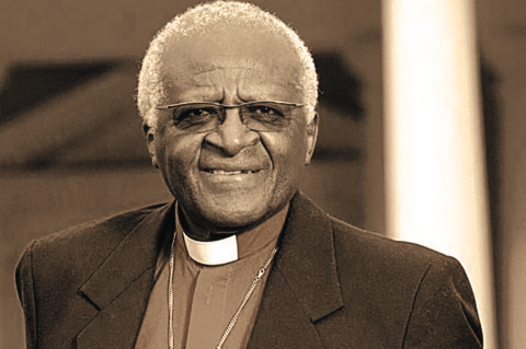 Archbishop Desmond Tutu:  Wise, Just and Brave