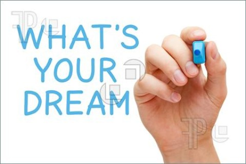 What's Your Dream? by Izmael Arkin (Izzy)