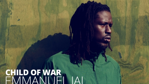 Emmanuel Jal – Child of war by Bernardo Moya