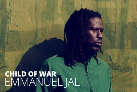 Emmanuel Jal – Child of war by Bernardo Moya
