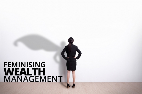 Feminising wealth management by Victoria Wilk