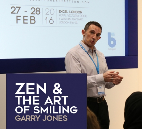 Zen & The Art of Smiling by Garry Jones