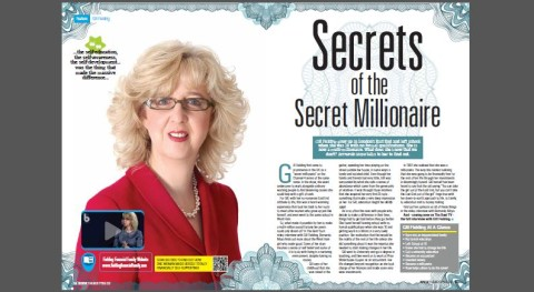 Secrets of the Secret Millionaire- Gill Fieilding