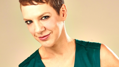 The wobbly revolution- Actress Francesca Martinez