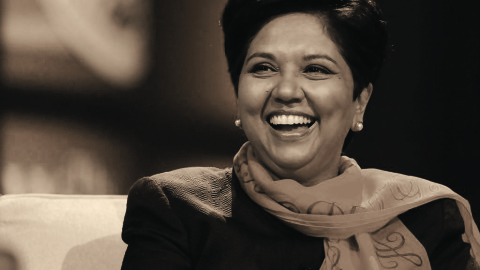 Indra Nooyi Modestly Powerful