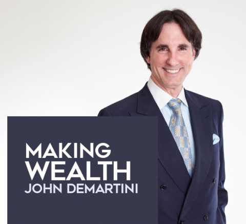 Making Wealth by John Demartini