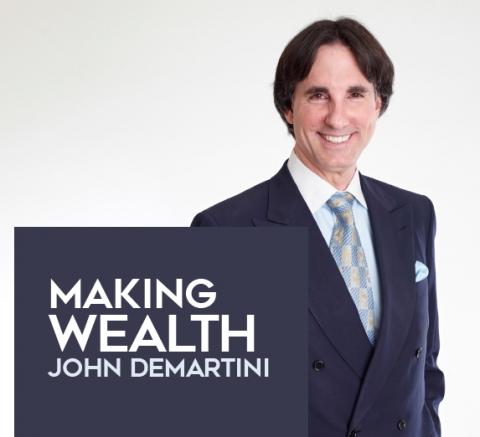 Making Wealth by John Demartini