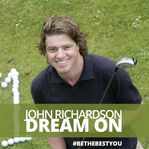 Dream on – How to become a golf pro in a year by John Richardson