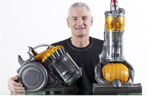 Rocky Road: James Dyson – An Eye for Innovation