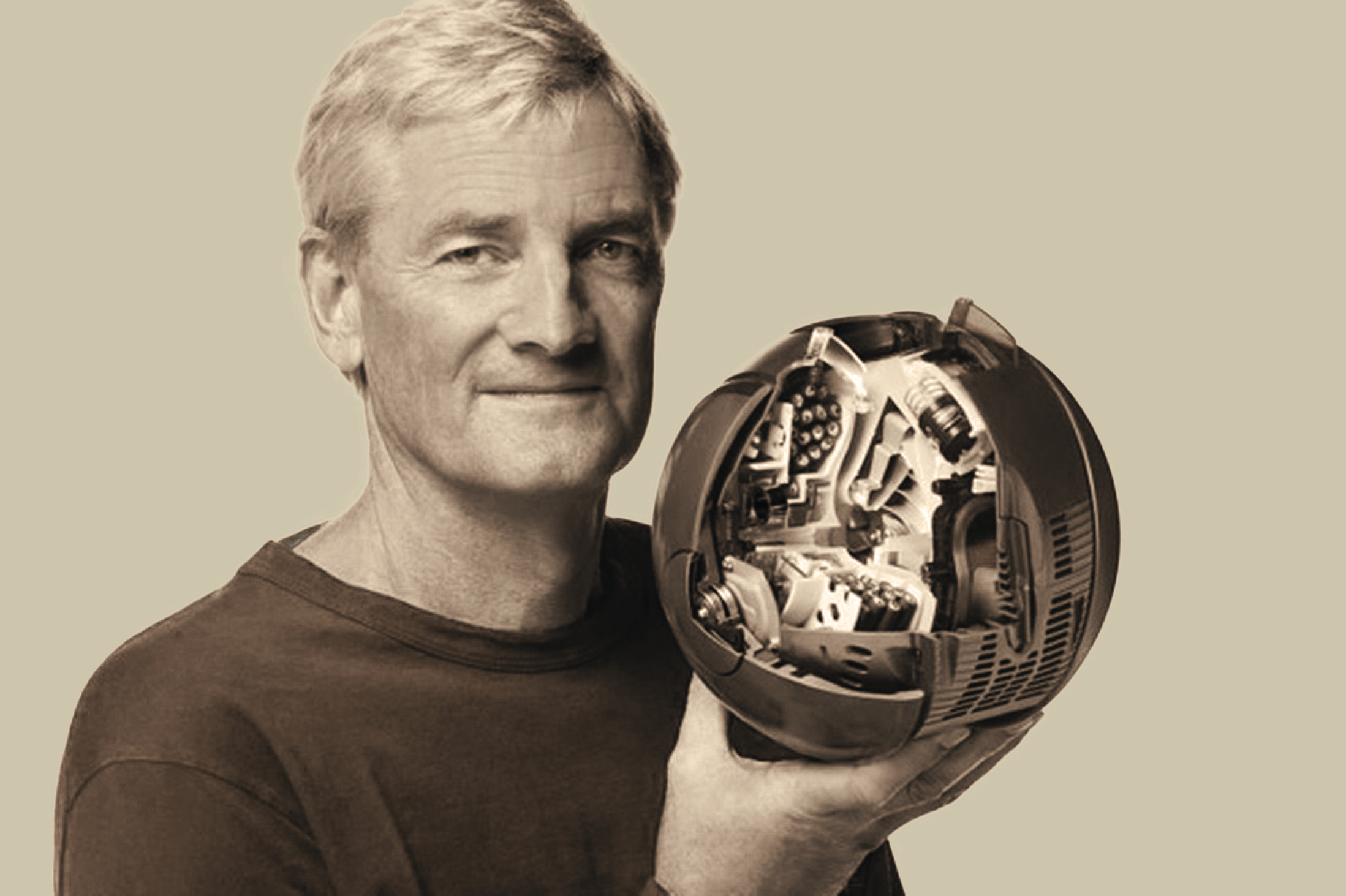 How Sir James Dyson Cleaned Up For Success The Best You