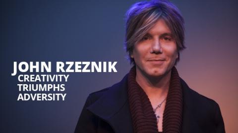John Rzeznik – creativity triumphs adversity