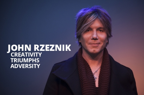 John Rzeznik – creativity triumphs adversity