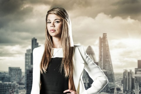 The Apprentice's Lauren Riley talks business
