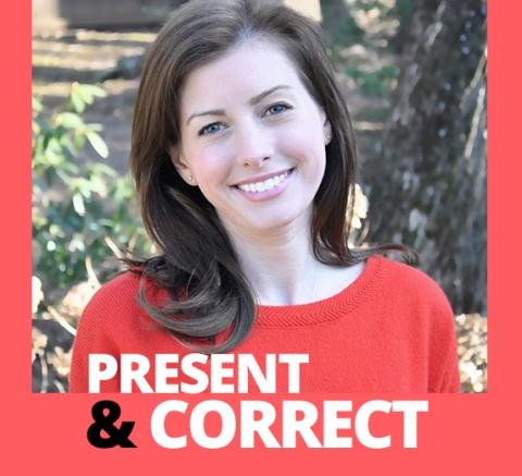 Present & Correct by Dani Dipirro