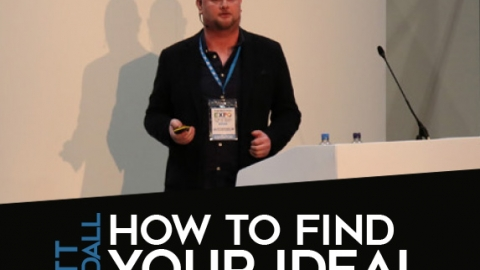 How to find your ideal clients by Matt Kendall