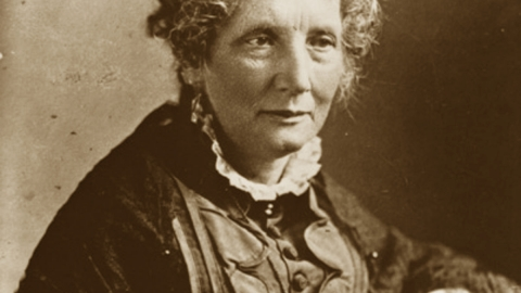 Rocky Road: Harriet Beecher Stowe – Spoken Out
