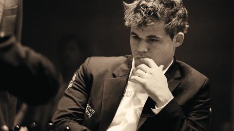 Magnus Carlsen Checkmate Master