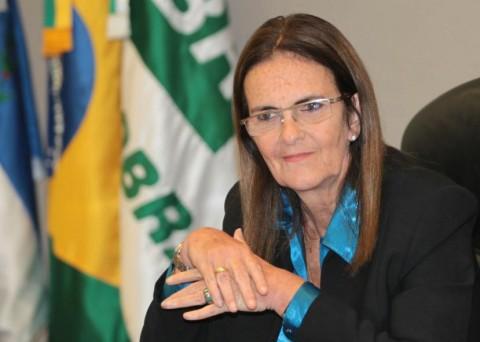 Maria das Gracas Silva Foster: Energy to Accomplish
