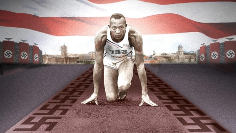 Inspiring people Jesse Owens and Why Sport Matters by Bernardo Moya