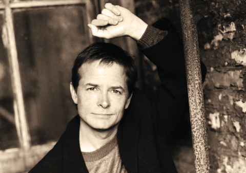 The Rocky Road to success. Michael J. Fox: Nothing's Gonna Stop Him Now