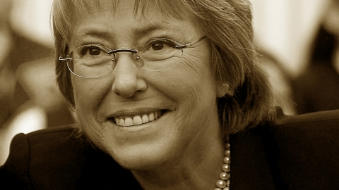 Michelle Bachelet: From exile to President