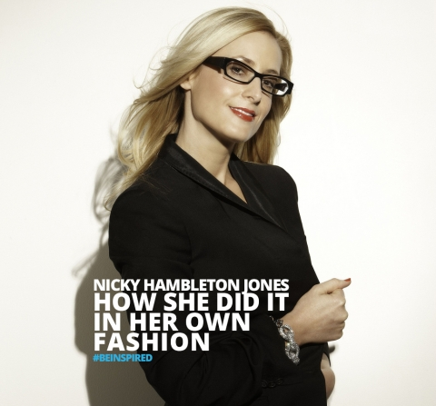 Nicky Hambleton Jones – How She Did It In Her Own Fashion